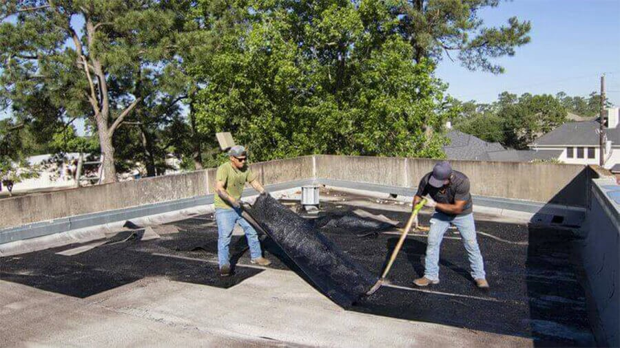 Roofing Contractors In Spring, TX