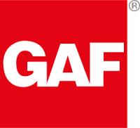 GAF Logo - Guardian Roofing