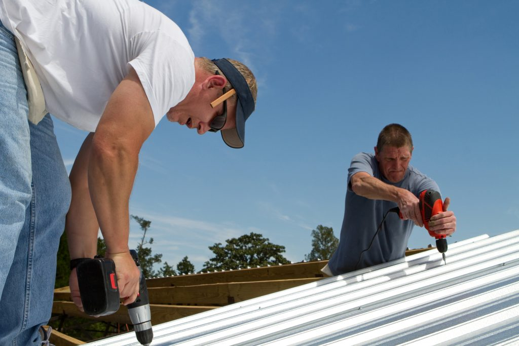 Metal Roofing Contractors Houston