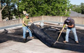 Houston roofing repairs