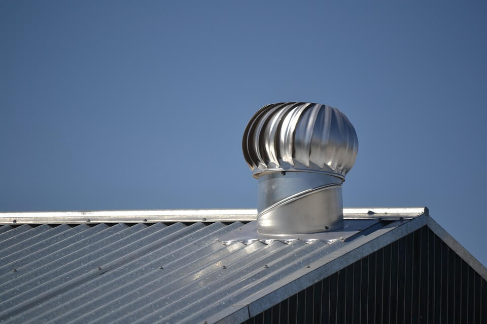 metal roof installation houston
