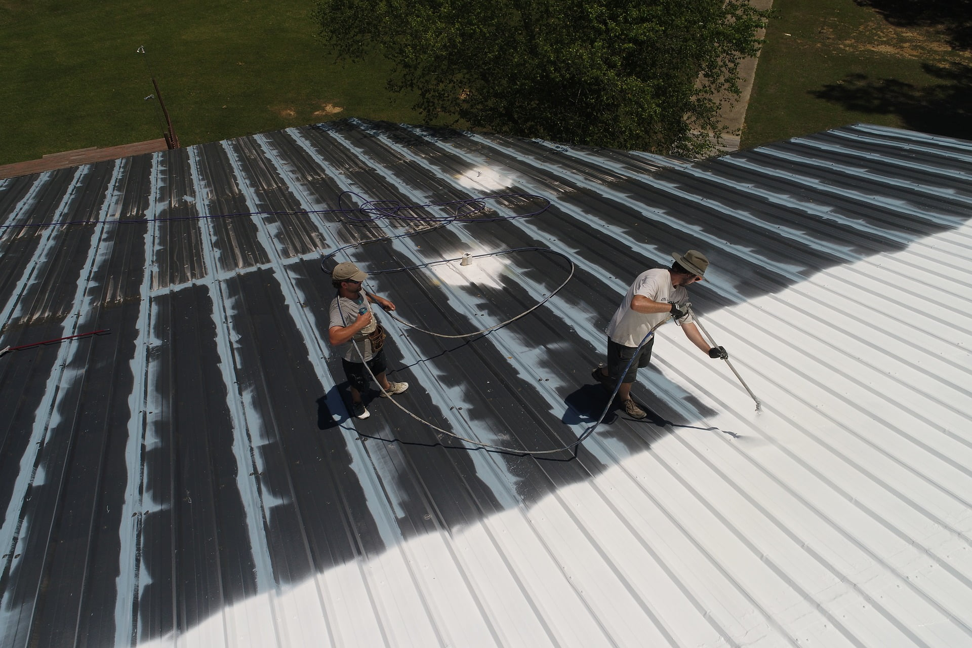 Commercial Roofing Leaks Repair in Houston